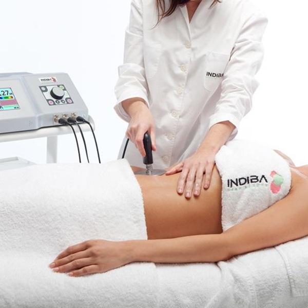 Tratamiento Indiba - Reduce abdomen Eclipse Pamplona